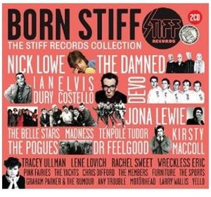 Born Stiff: The Stiff Records Collection album cover