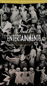 That's Entertainment!: The Ultimate Anthology Of M-G-M Musicals album cover
