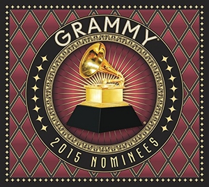 2015 Grammy Nominees album cover