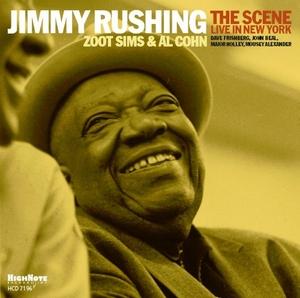 The Scene: Live In New York album cover