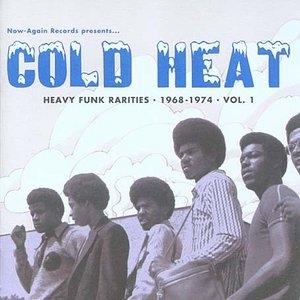 Cold Heat: Heavy Funk Rarities 1968-1974 Vol.1 album cover
