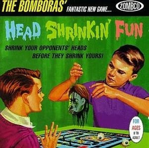 Head Shrinkin' Fun album cover