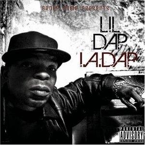 I.A.DAP album cover