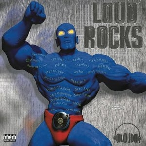 Loud Rocks album cover