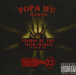 Visions Of The Tenth Chamber, Pt. 2 album cover