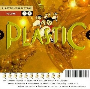 Plastic Compilation, Vol. 2 album cover