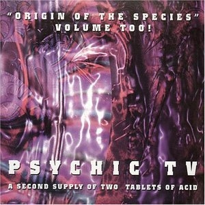 Origin Of The Species Volume Too album cover