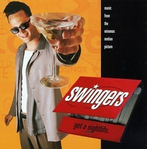 Swingers (Music From The Miramax Motion Picture) album cover