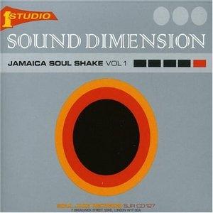 Jamaica Soul Shake Vol. 1 album cover