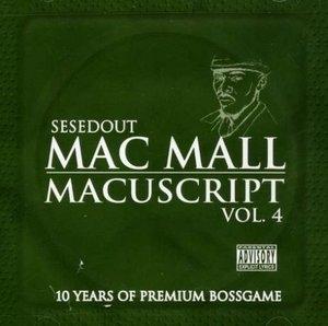 The Macuscript, Vol.4 album cover