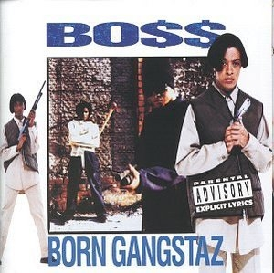 Born Gangstaz album cover