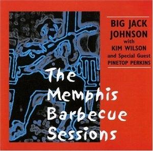 The Memphis Barbecue Sessions album cover