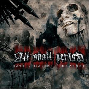 Hate, Malice, Revenge album cover