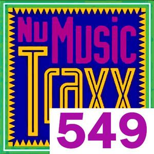 ERG Music: Nu Music Traxx, Vol. 549 (June 2021) album cover