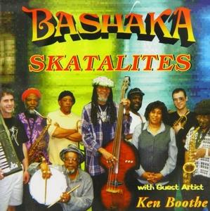 Bashaka album cover