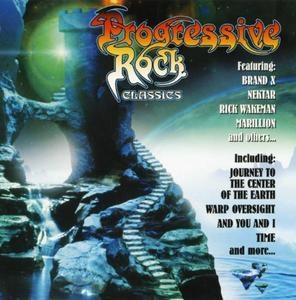 Progressive Rock Classics album cover