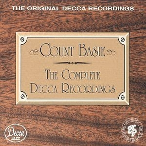 The Complete Decca Recordings album cover