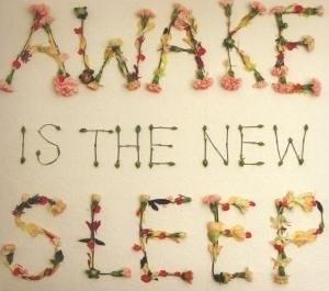 Awake Is The New Sleep album cover