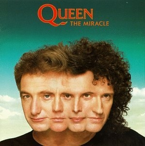 The Miracle album cover