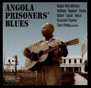 Angola Prisoners' Blues album cover