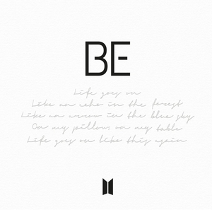 BE (Deluxe Edition) album cover