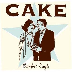 Comfort Eagle album cover