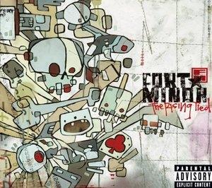 The Rising Tied album cover