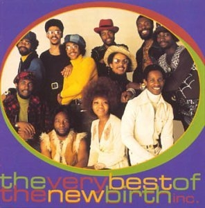 The Very Best Of The New Birth Inc. album cover