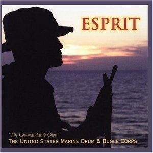 Esprit album cover
