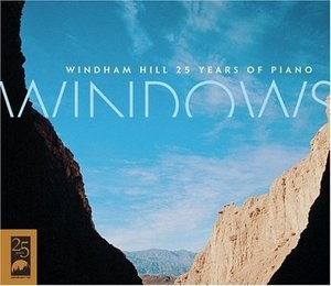 Windows-Windham Hill 25 Years Of Piano album cover