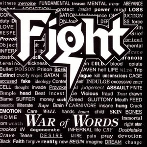War Of Words album cover