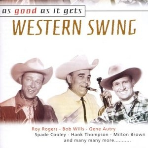 As Good As It Gets: Western Swing album cover