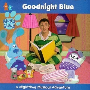 Goodnight Blue album cover