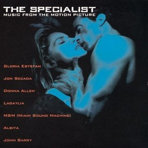 The Specialist: Music From The Motion Picture album cover