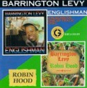 Englishman-Robin Hood album cover
