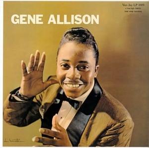 Gene Allison album cover