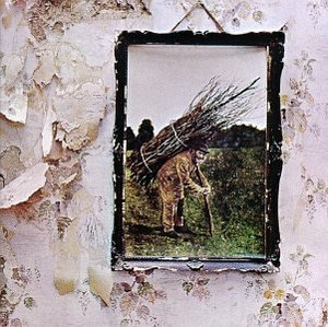 Led Zeppelin IV album cover