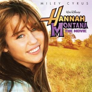 Hannah Montana: The Movie album cover