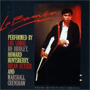 La Bamba  (Original Motion Picture Soundtrack) album cover