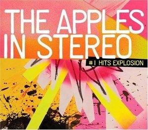 #1 Hits Explosion album cover