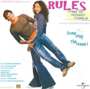 Rules (Pyaar Ka Superhit Formula) album cover