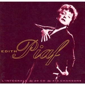 Edith Piaf: L'Intégrale album cover