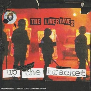 Up The Bracket album cover