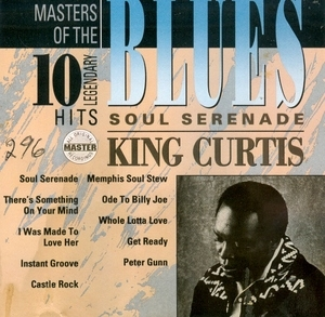 Soul Serenade album cover