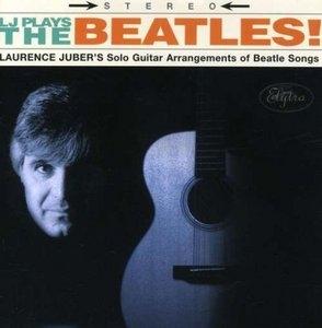 LJ Plays The Beatles album cover