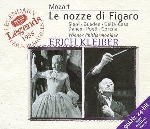 Mozart: Le Nozze Di Figaro album cover
