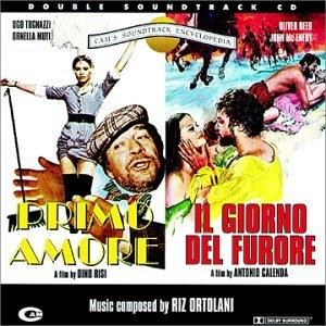 Il Giorno Del Furore~ Primo Amore (Double Soundtrack) album cover