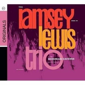 Ramsey Lewis Trio Live At The Bohemian Caverns album cover