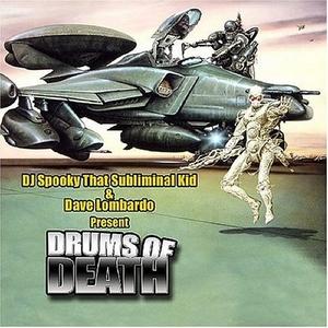 Drums Of Death album cover