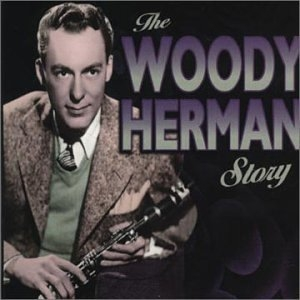 The Woody Herman Story album cover